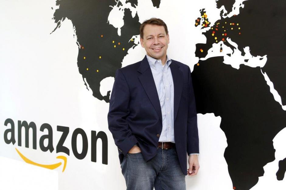 Steven Harman, Amazon: Talent to najlepsza inwestycja