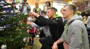 Zielonogórska Galeria w świątecznej odsłonie