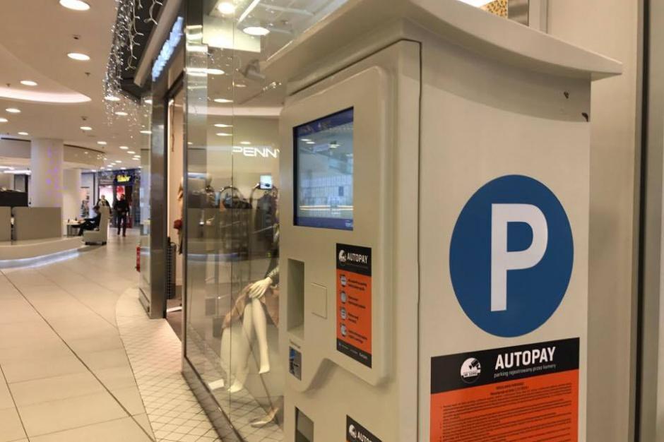 Takiego systemu parkingowego w Polsce jeszcze nie było. Klif go ma!