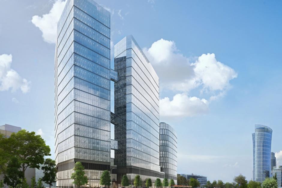 Nowy biurowiec Ghelamco w blokach startowych