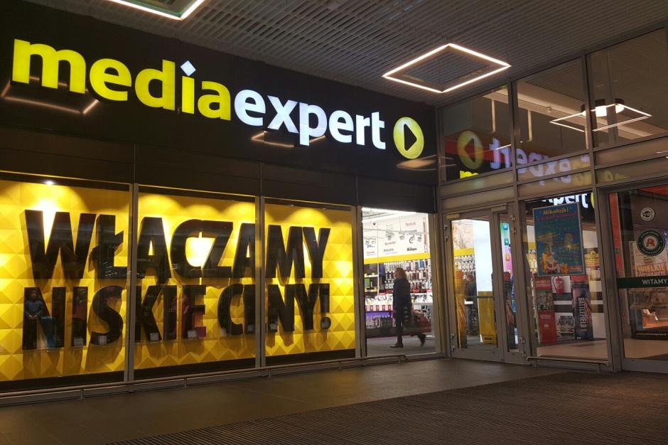 Elektro-wzmocnienie centrum Auchan Łomianki