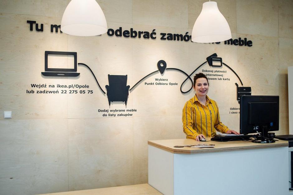 Ikea łączy offline z online. Ruszył pierwszy w Polsce punkt odbioru zamówień