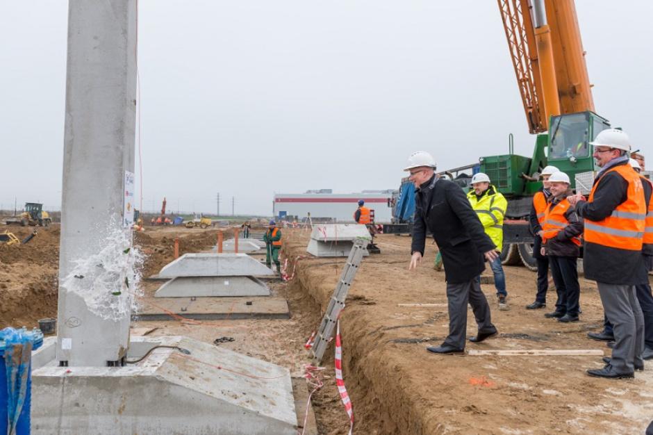 P3 w Poznaniu coraz większy