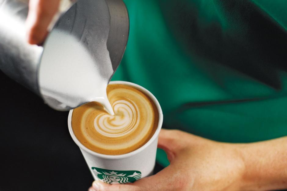 Takiego Starbucksa w Polsce jeszcze nie było