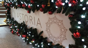 Świąteczny Jarmark w warszawskim biurowcu