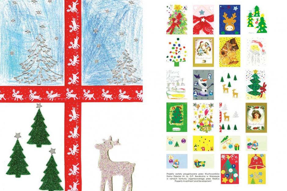 Deweloper dzieciom, czyli jak powstały świąteczne kartki do zadań specjalnych