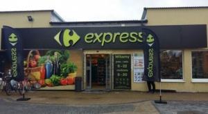 Carrefour powiększył sieć o 73 sklepy