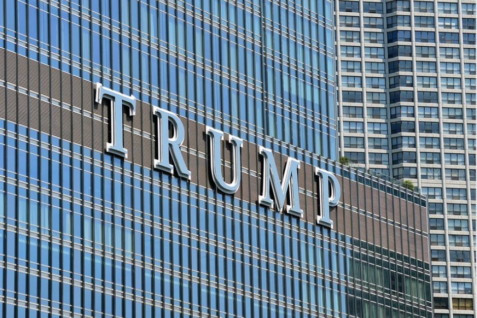 Wieżowiec Donalda Trumpa ewakuowany