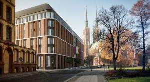Strabag wybuduje hotel, jakiego w Polsce jeszcze nie było