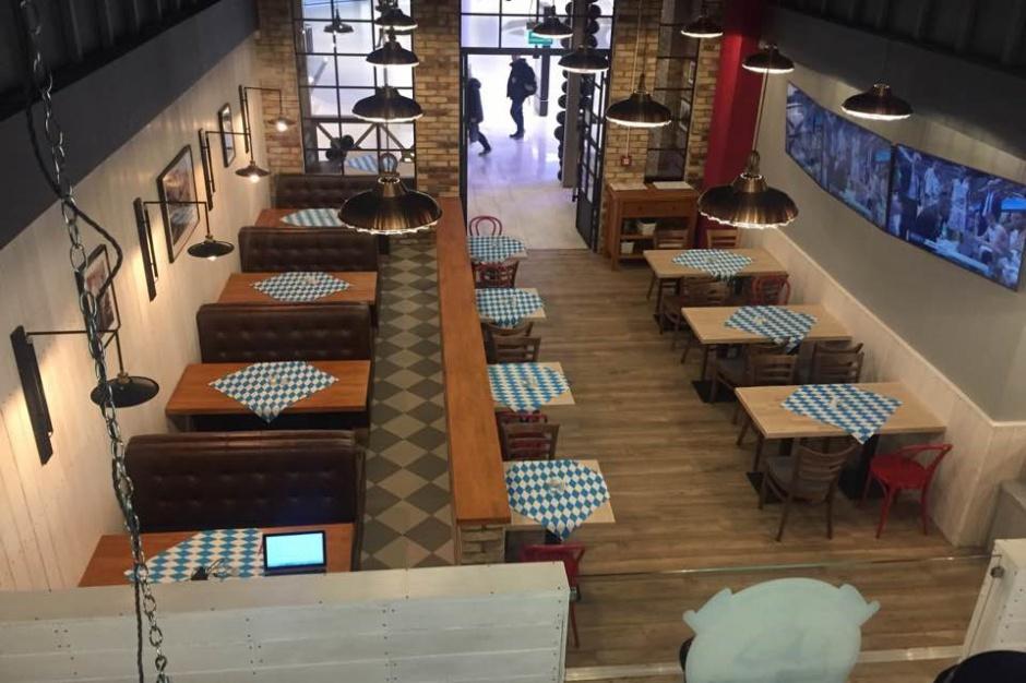 Bierhalle otworzy lokal w bydgoskim Focusie