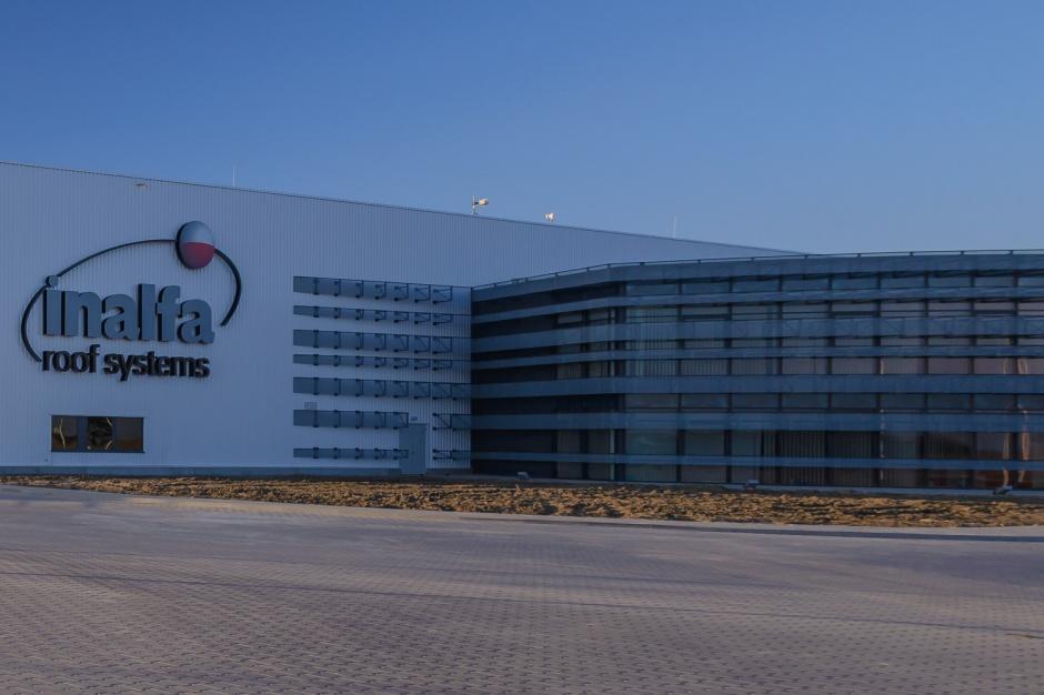Polska fabryka w rękach funduszu nieruchomościowego