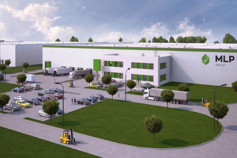 Kolejna firma logistyczna wchodzi do MLP Pruszków II
