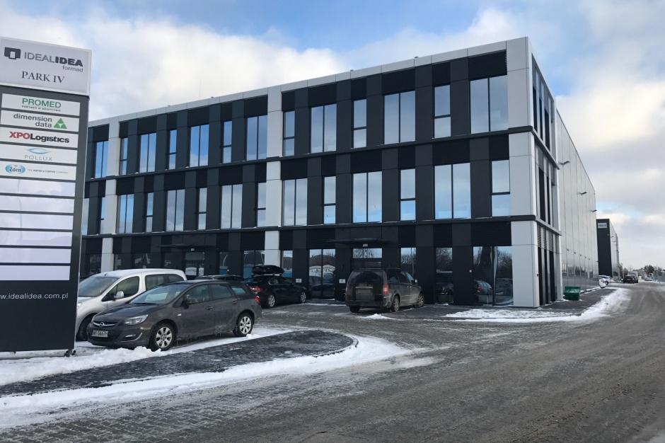 Warszawski kompleks biurowy urośnie. Rozbudowa na starcie