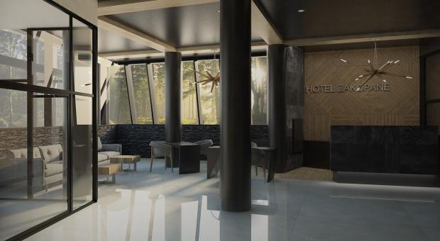 Hotel przy Aqua Parku Zakopane doczeka się otwarcia
