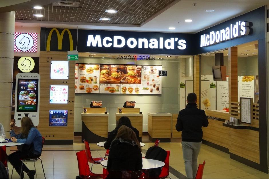 McDonald's z zarzutem nieuczciwej konkurencji