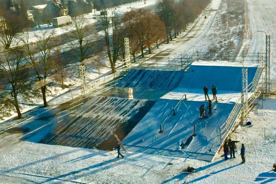 Snowpark w Warszawie