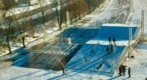 Ostatnie dni zimowej atrakcji Royal Wilanów