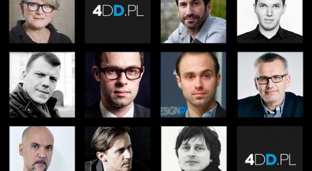 Wielkie osobowości architektury i designu na 4 Design Days