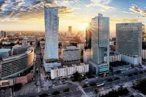 Wysokie wieże i prestiżowe projekty - Warszawa wyrównuje do ligi mistrzów