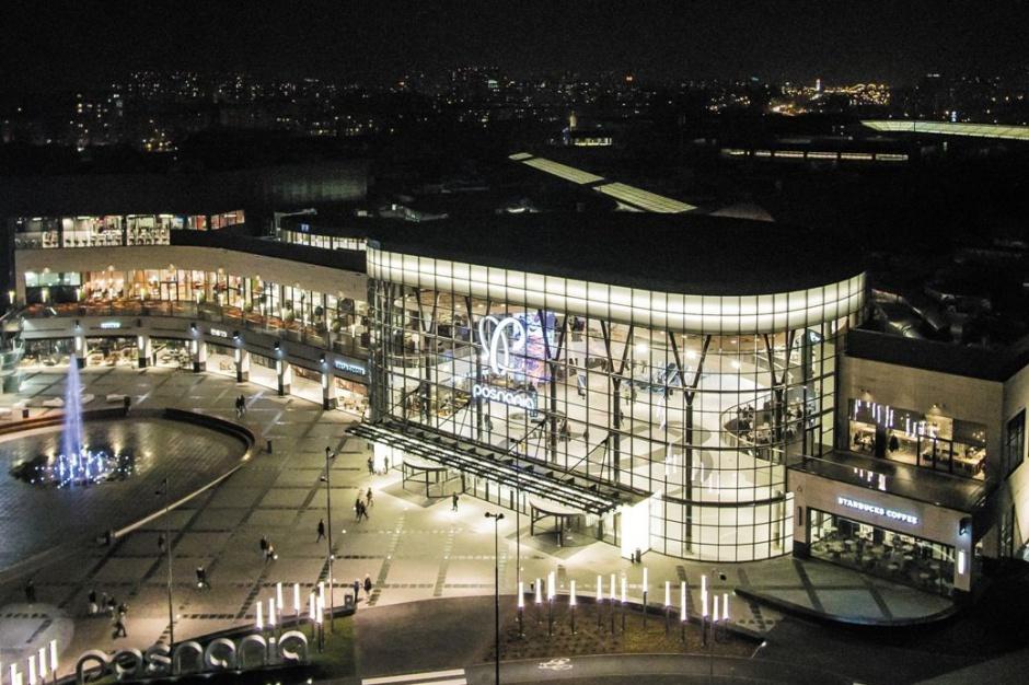 Miliony klientów odwiedziło Posnanię