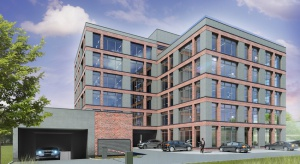 Nowa inwestycja we Wrocławiu - pełna biur i... kontrastów