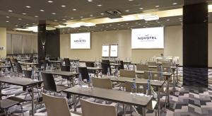 Novotel Warszawa Centrum sięga po MICE