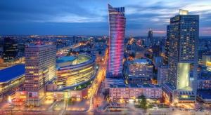 Warszawa dogania największe rynki w Europie