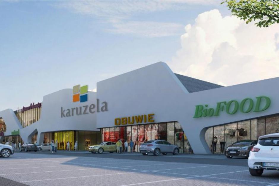 Karuzela Piaseczno ma zielone światło na budowę