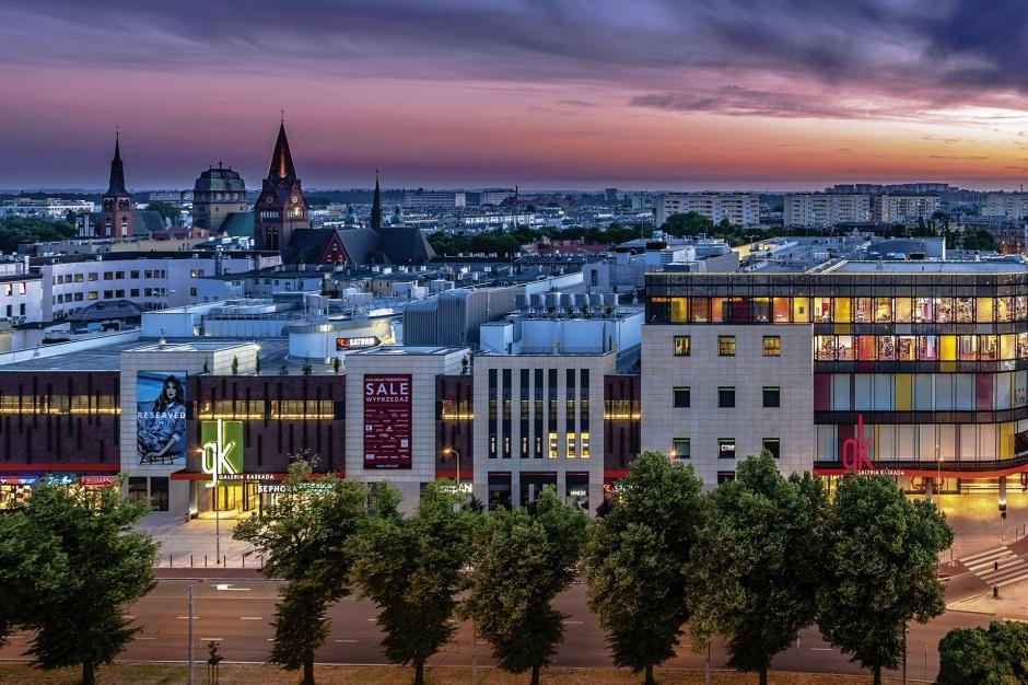 Multibrandowa marka z mocną siłą przyciągania w szczecińskiej Kaskadzie