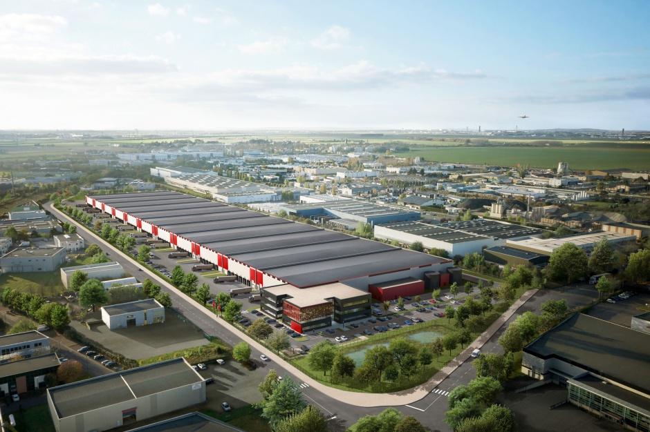 Segro buduje centrum dystrybucyjne dla Metro Cash & Carry France