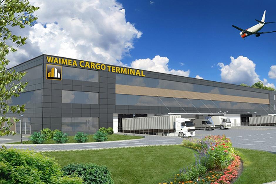 Lotnisko najemcą terminala cargo