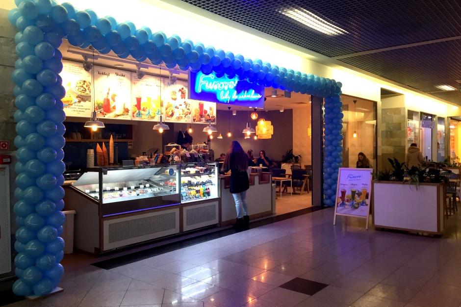 Galeria Tęcza rozwija strefę restauracyjną