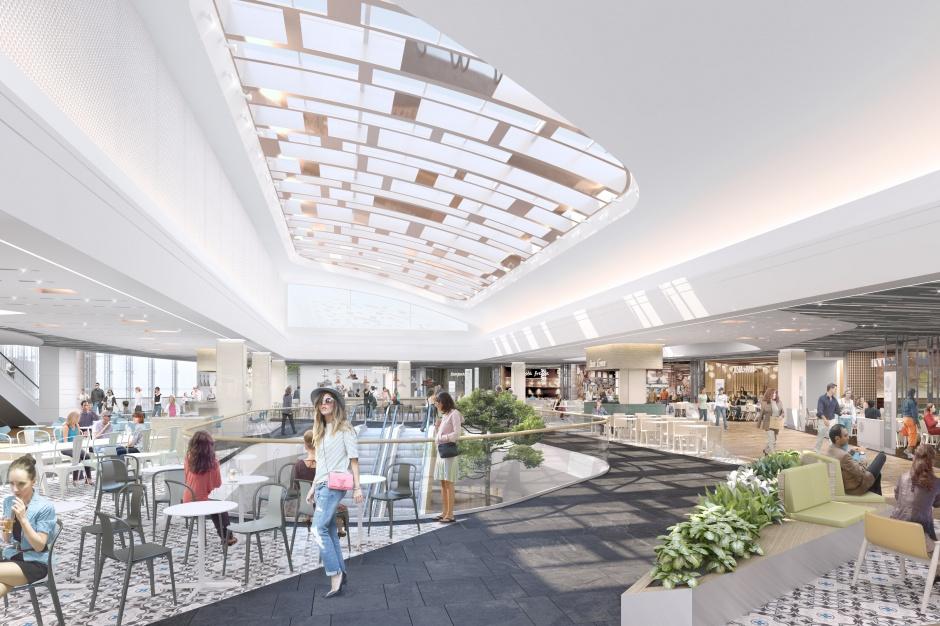 Arkadia zyskała nową restauracyjną przestrzeń. Grand Kitchen oficjalnie otwarta