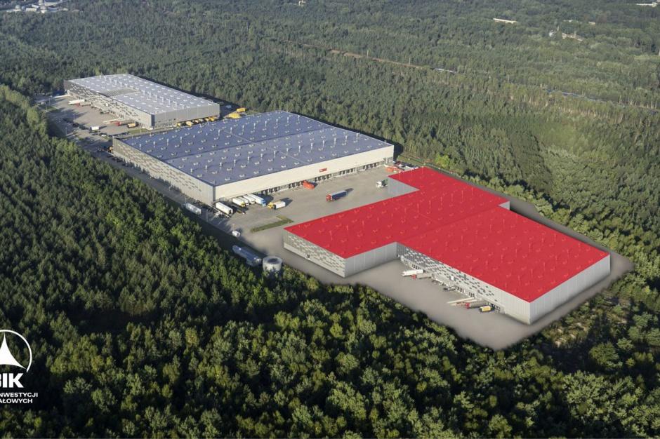 Dachser zwiększa powierzchnię magazynów