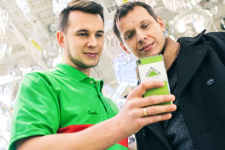 Leroy Merlin chce zdobyć klienta poprzez technologie mobilne