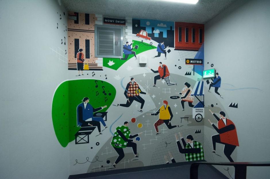 Murale w biurze? Deloitte przeciera szlaki