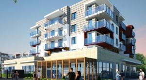 Aparthotel w Kołobrzegu na finiszu