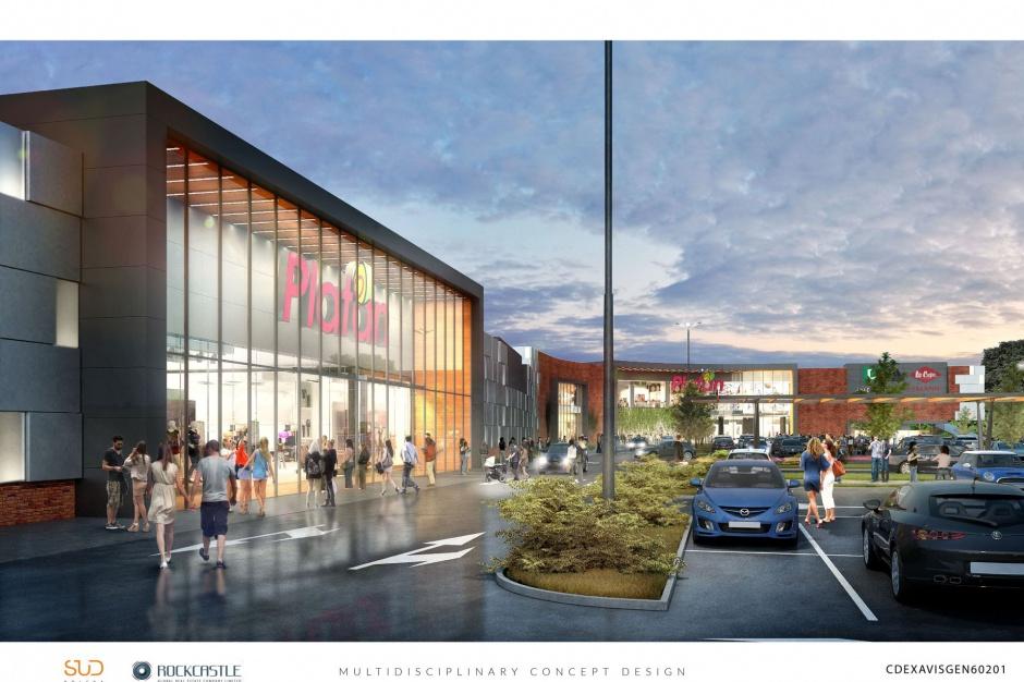 Centrum handlowe Platan startuje z rozbudową