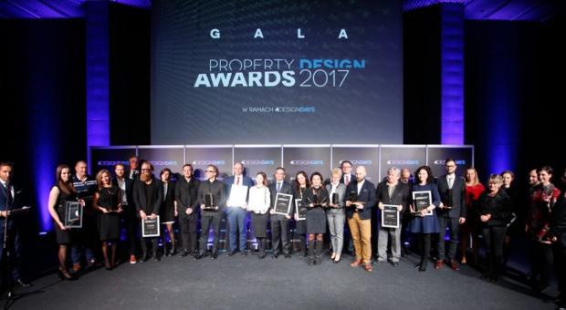 Property Design Awards 2017 przyznane. Oto najbardziej designerskie nagrody roku