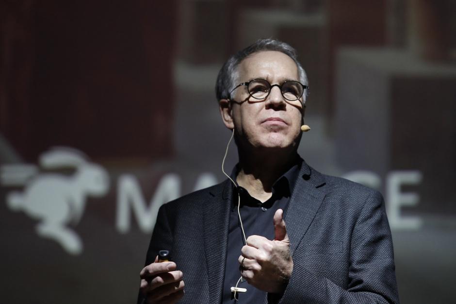 To on odpowiada za design w Marriott International. Zobacz wystąpienie Roba Reindersa na 4 Design Days!