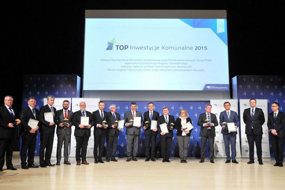 Konkurs Top Inwestycje Komunalne w wyjątkowej formule
