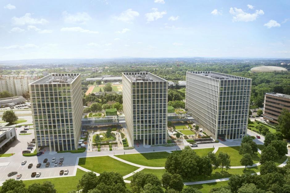 Podium Park wśród biurowych liderów ekologicznej Europy