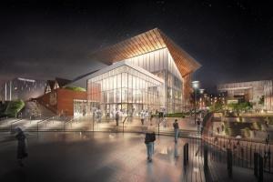 Niezwykła rewitalizacja Forum Gdańsk. W planach hotel i gastronomia