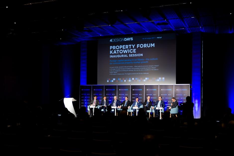Inwestorzy i samorządowcy o potencjale Katowic - przeczytaj relację z sesji inauguracyjnej Property Forum Katowice