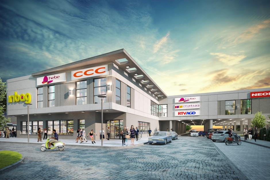 Wystartowało nowe centrum handlowe