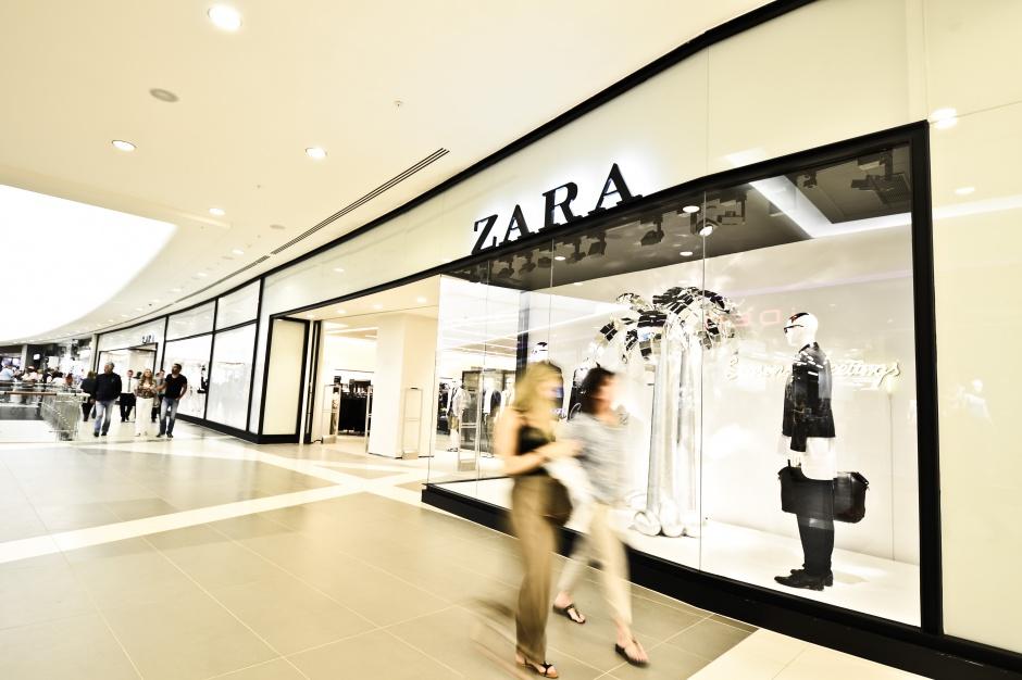 Największa Zara w Krakowie
