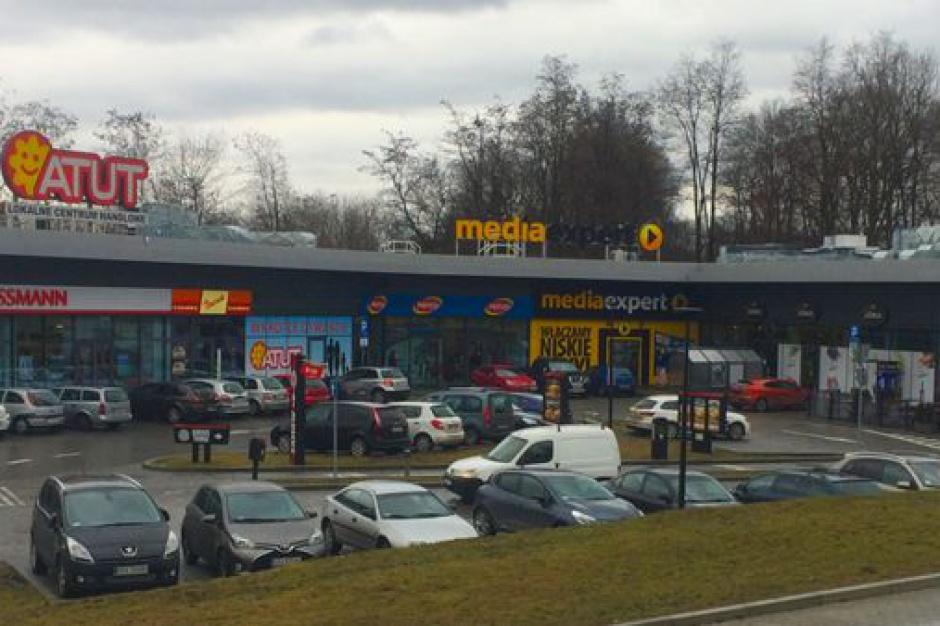Kolejny najemca w centrum pod Krakowem