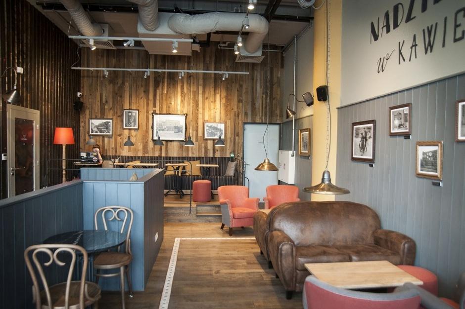 Kompleks High5ive zyskał topową kawiarnię