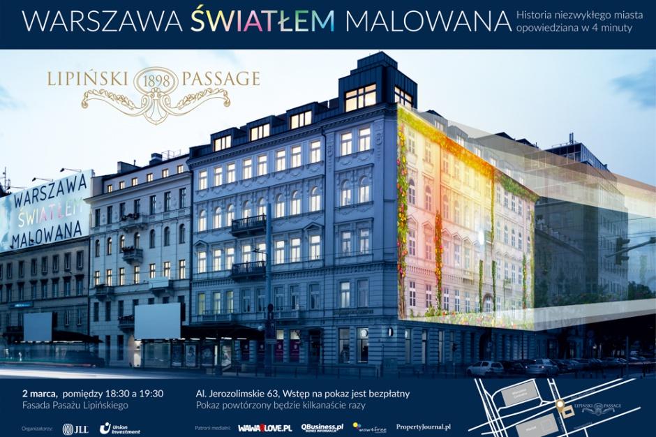 Warszawa Światłem Malowana