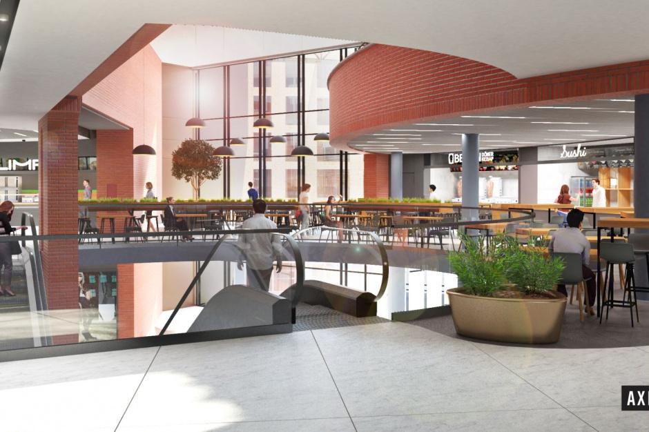 Food court z widokiem na Starówkę. Gdańska galeria szykuje modernizację